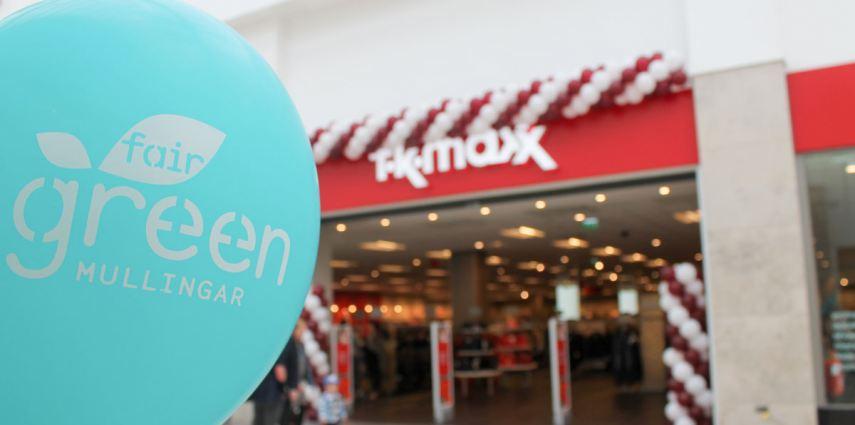 TK Maxx Opens Its Doors