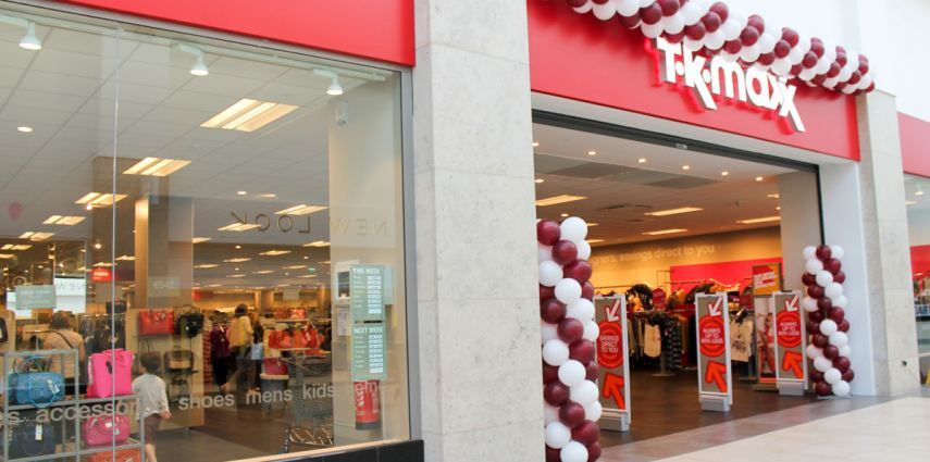 TK Maxx Opens Its Doors
