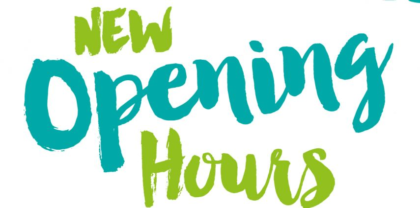 New sunday opening hours fairgreen shopping for V bathroom opening hours